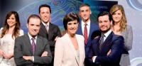 Equipo de El Tiempo de TVE