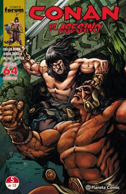 Conan El asesino nº 05/06