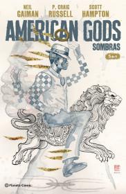 American Gods Sombras nº 05/09